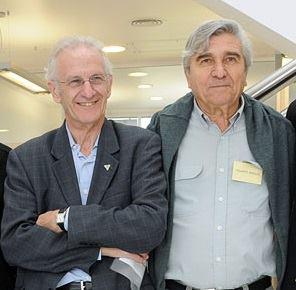 Rogelio y Victor