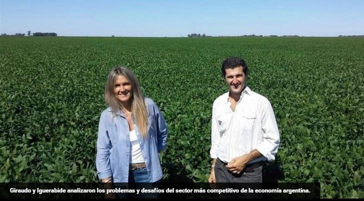 El futuro sonrie para la agricultura 1