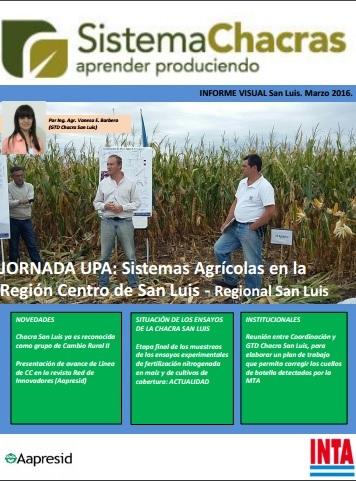 Informe Chacra San Luis
