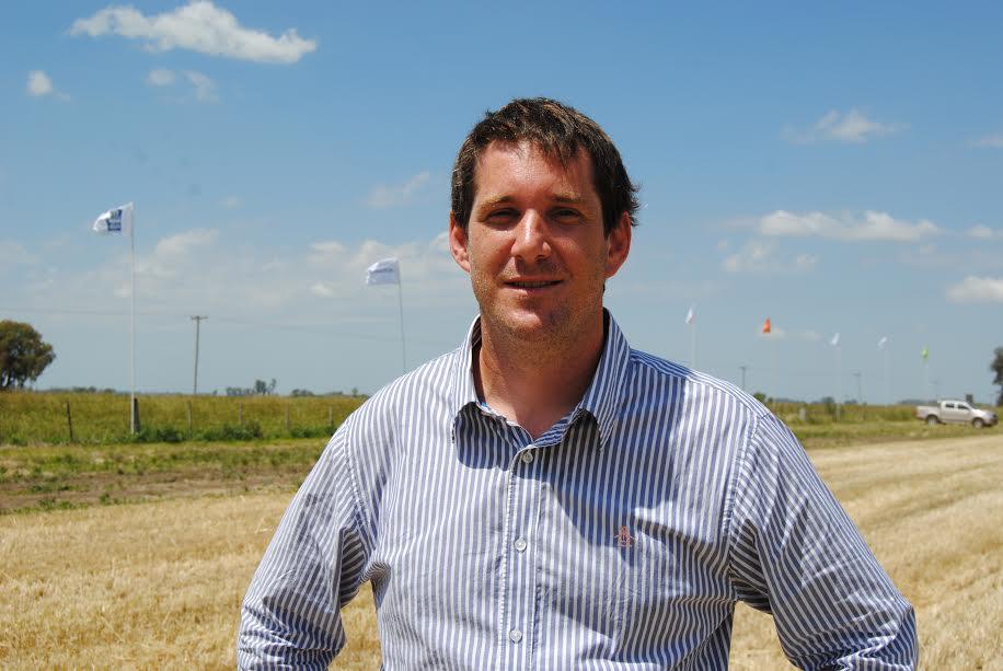 Tomás Mata es el flamante Gerente de Agricultura Certificada