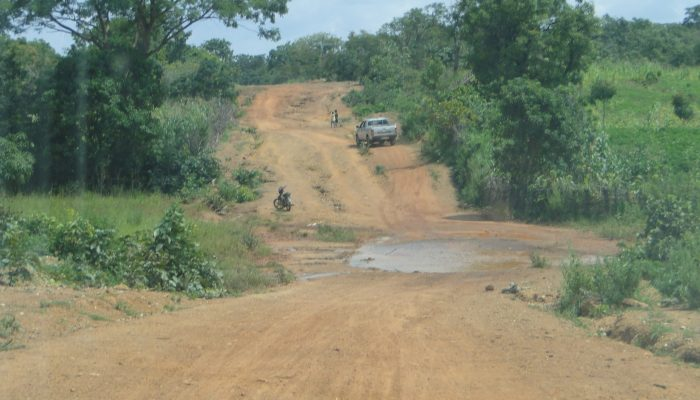 camino reserva alto niger kankan-faranah